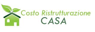 Logo Costo Ristrutturazione Casa