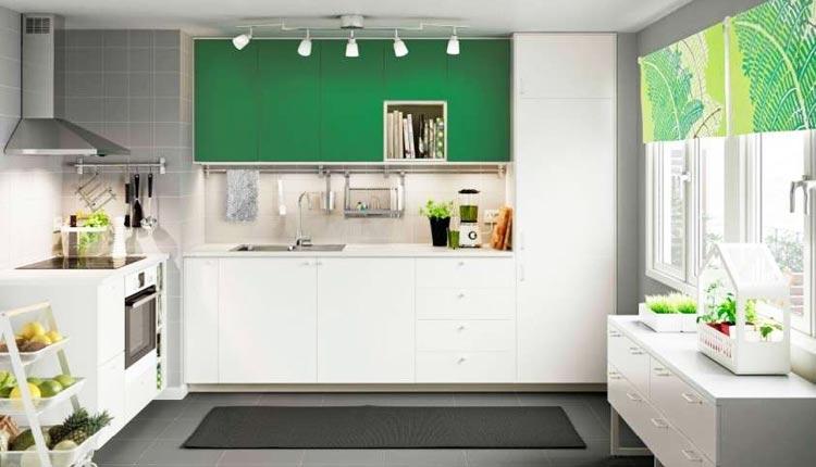 Cucine ristrutturate - Cucina Green