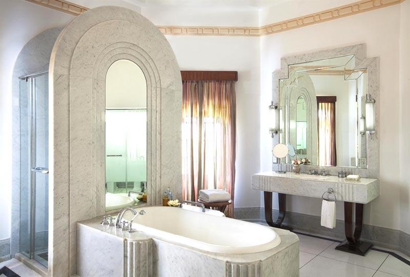 Bagno della Mahrani Suite