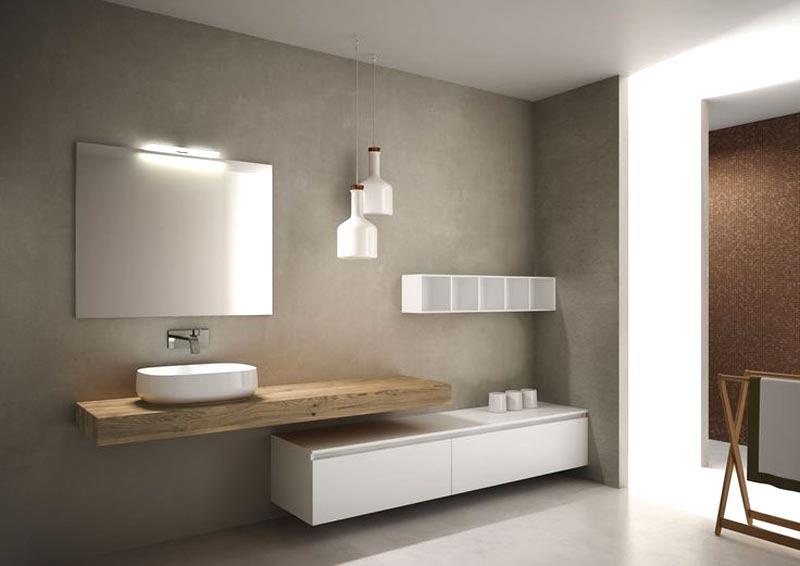Ristrutturare un bagno piccolo idee consigli e trucchi vincenti - Mobili per bagno piccolo ...