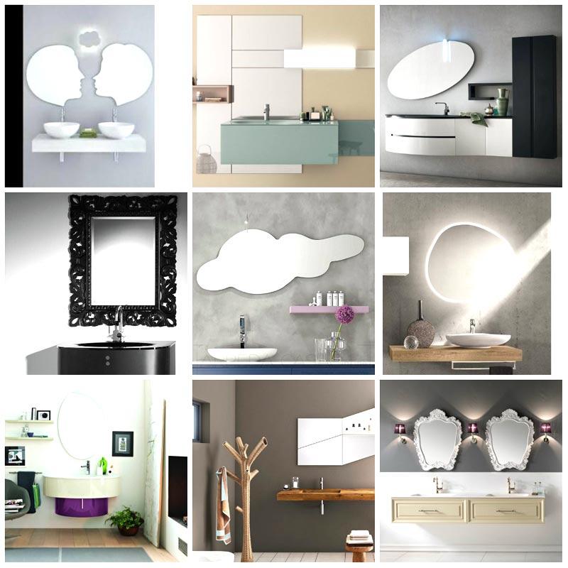 Luci e specchi bagno grosse dimensioni