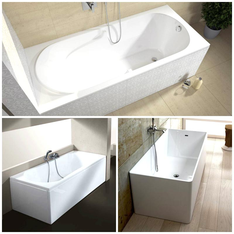 Vasche bagni grandi dimensioni