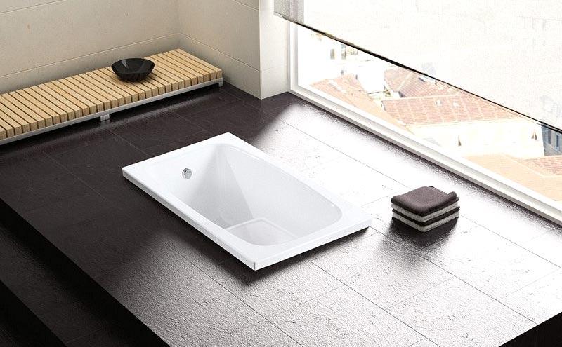 Vasca da bagno piccola ad incasso Novellini