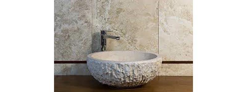 Lavabo bagno a ciotola