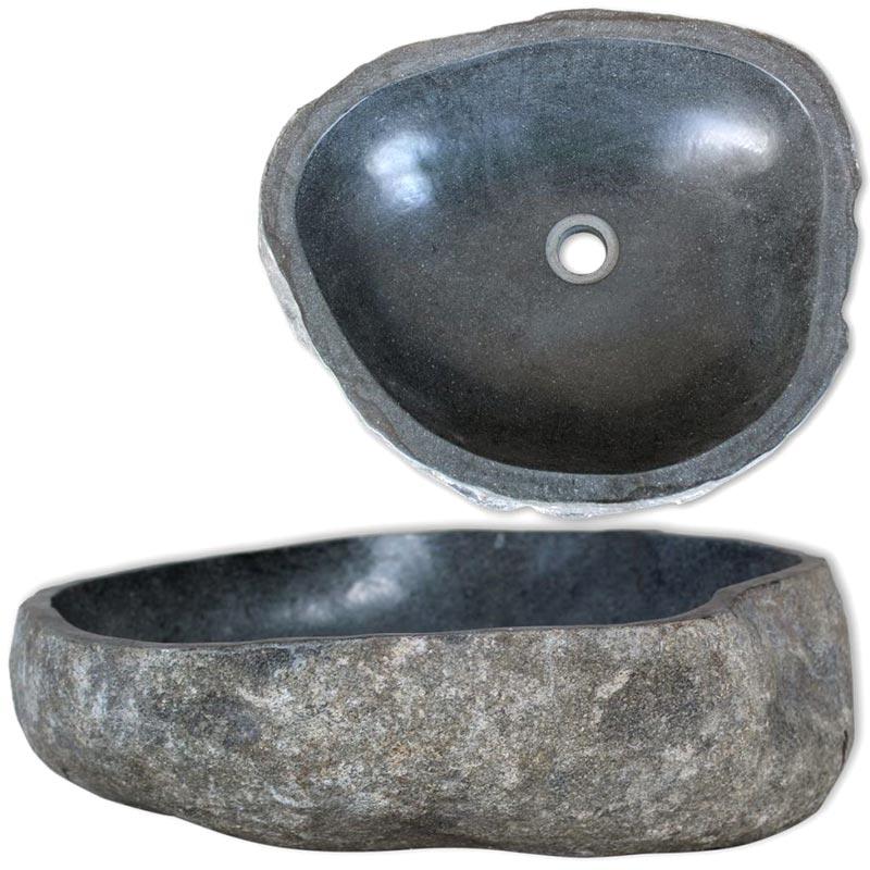 Lavabo da bagno in pietra