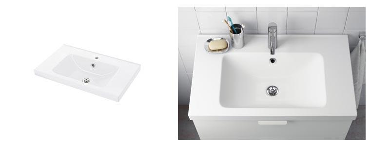 Lavabo Odesvik Ikea
