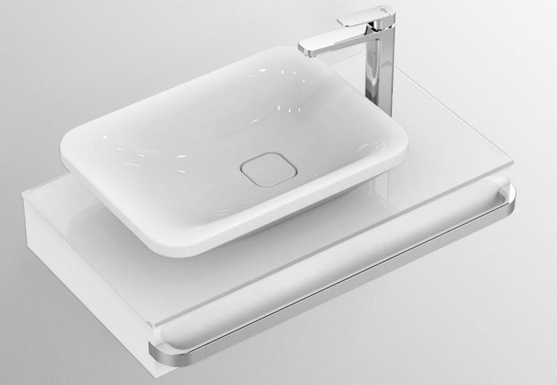 Piani per lavabo bagno foto 3