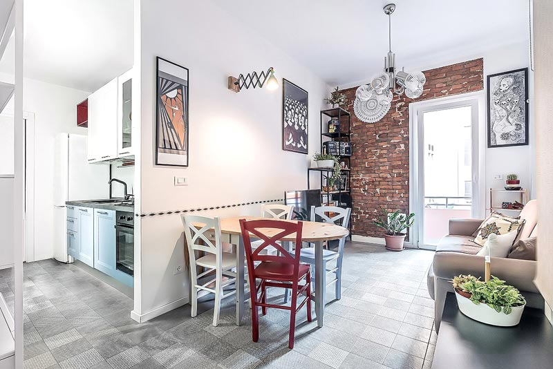 Ristrutturazione casa Bologna: idea 1