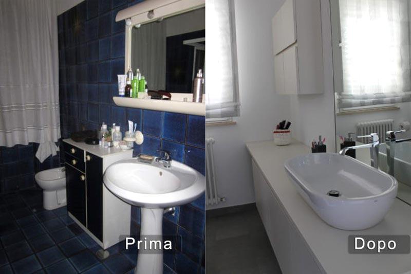 Ristrutturazione casa Brescia: idea 1