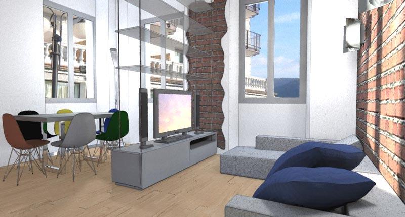 Ristrutturazione casa Modena: idea 2