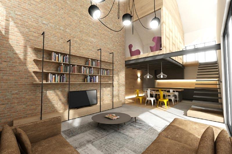 Ristrutturazione casa Treviso: idea 1