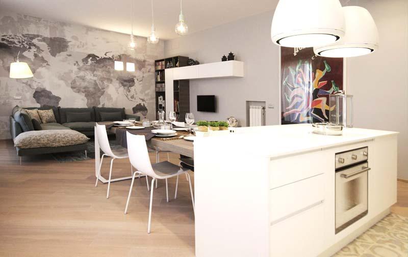 Ristrutturazione casa Salerno: idea 1
