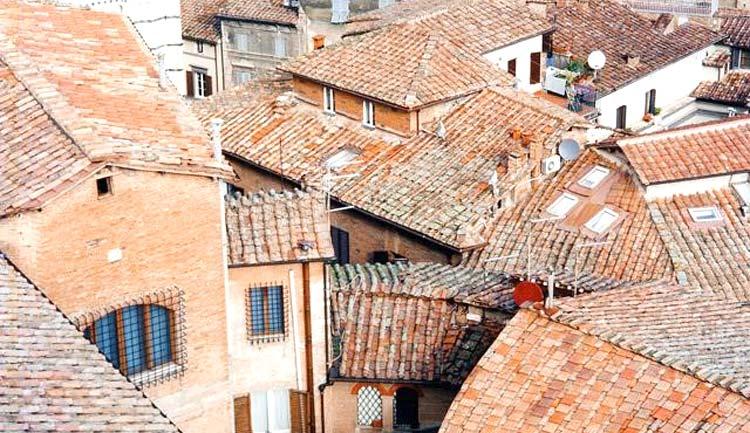 Foto tetti Toscana