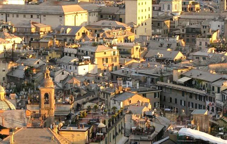 Foto tetti Liguria