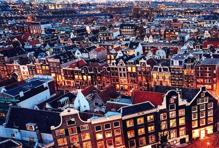 Foto tetti Amsterdam