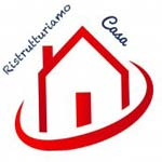 Logo impresa edile 2 ristrutturazioni Peschiera Borromeo
