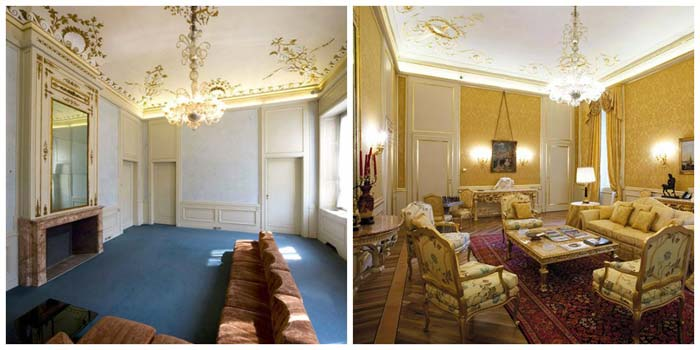 Ristrutturazione casa Pisa: idea 1