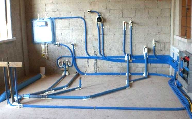 Impianto Idraulico Bagno Multistrato.Costo Impianto Idraulico Di Casa Prezzi Dettagliati E