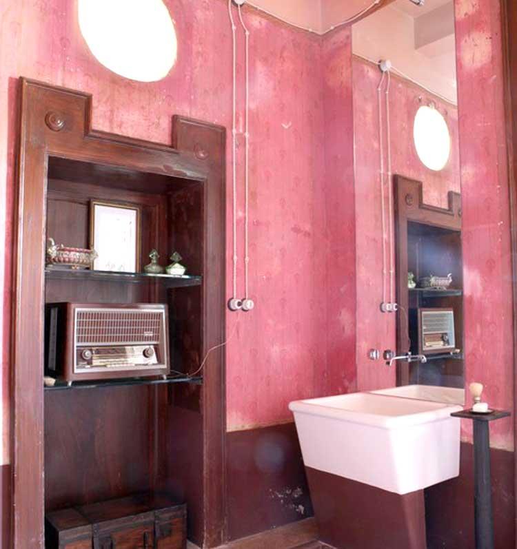 Ristrutturazione bagno Firenze foto 1 stile Vintage
