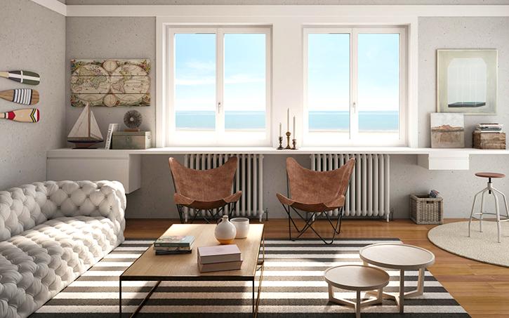 Ristrutturazione casa Ancona: idea 1