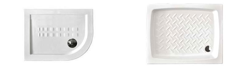 basi per doccia in ceramica