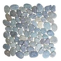esempio piastrelle in pietra naturale mosaico