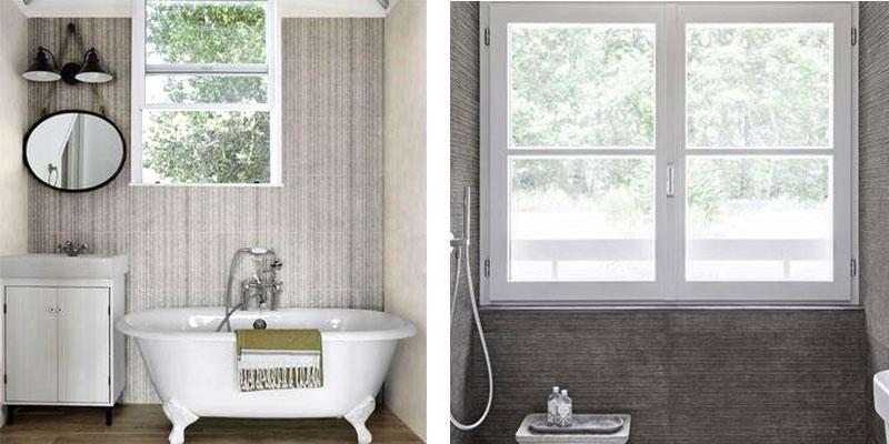 esempio di rivestimento per il bagno proposta 1