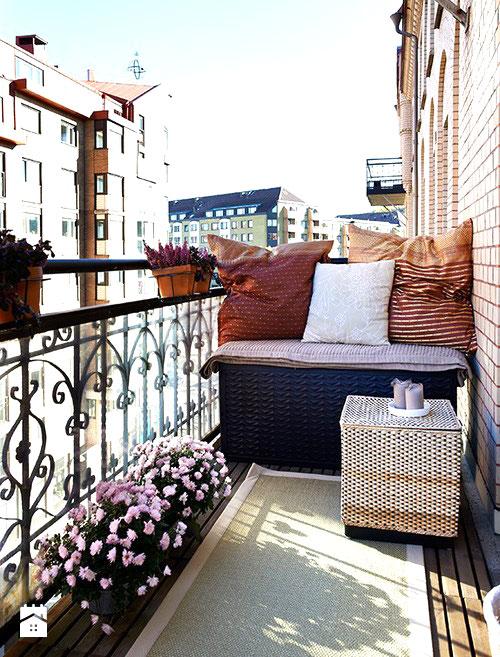 balcone lungo ristrutturato a torino