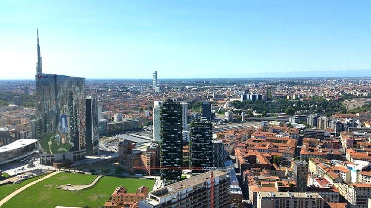 Balconi Milano