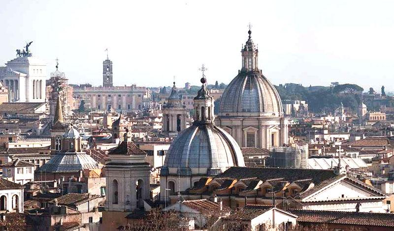 Balconi Roma