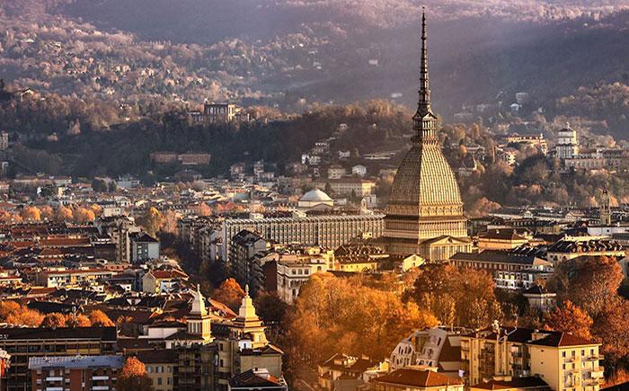 Balconi Torino