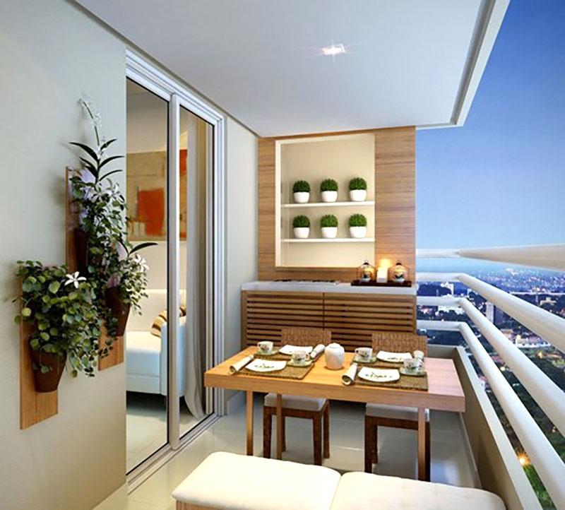 Ristrutturazione balcone idea 2