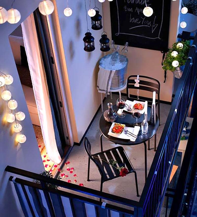 Ristrutturazione balcone idea 3