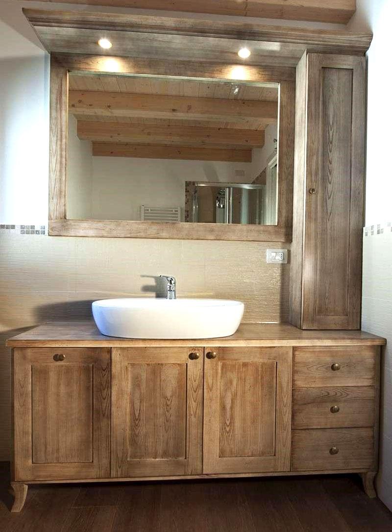rivestimento bagno in legno per parquet travi e mobili