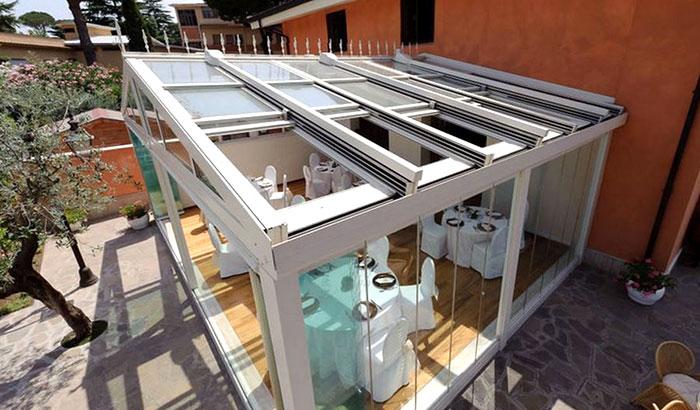 copertura mobile per tetti