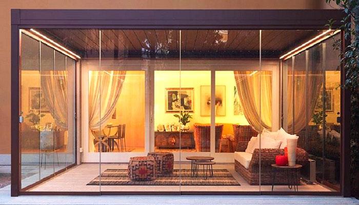 Ampliamento casa con realizzazione veranda o balcone