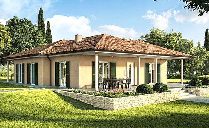 preventivo per ristrutturazione tetto casa da sogno