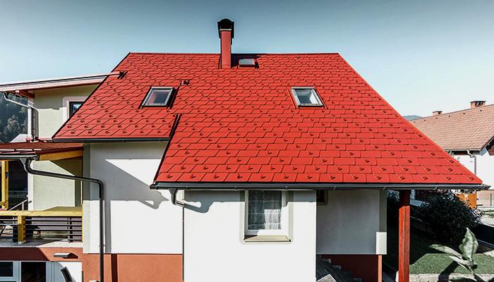 intervento di manutenzione straordinaria per rifacimento del tetto