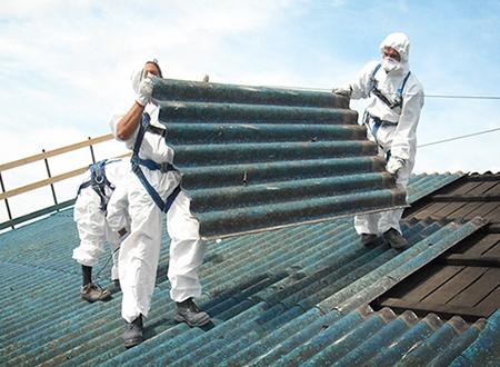 costo smaltimento tetto in amianto e ristrutturazione tetto