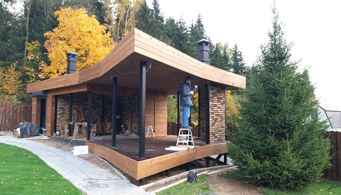 tipologia tetto piano