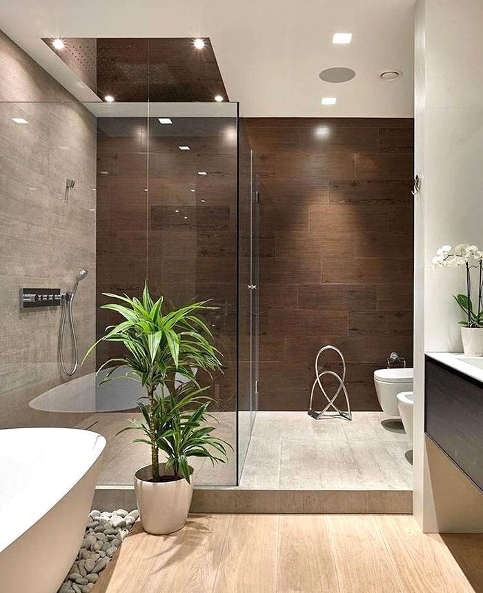 controsoffitto in cartongesso realizzato in bagno