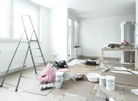 Ristrutturare casa con pochi soldi immagine